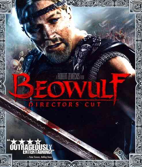BEOWULF DIRECTOR'S CUT BY PENN,ROBIN WRIGHT (Blu-Ray)